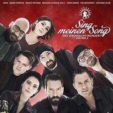 SING MEINEN SONG-DAS WEIHNACHTSKONZERT VOL,4   CD NEW!