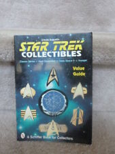 Star Trek Collectibles book - Ursula Augustin - 1997 - Science Fiction Tng Ds9