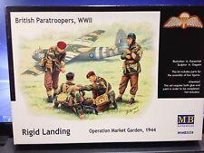 KIT MAQUETA PARACAIDISTAS BRITANICOS 1944 WWII 1:35 MASTER BOX LTD MB3534