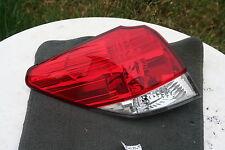 Subaru Liberty Outback Legacy  BR 5-GEN 09-14 Tail light outside Left genuine Ja