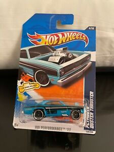 Hot Wheels Plymouth Duster Thruster HW Performance '11 D2!