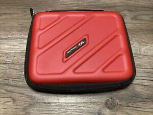 Red NINTENDO 3DS Game Traveler Case
