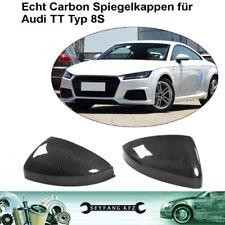 Spiegelkappen Spiegel aus Carbon für alle Audi TT TTS TTRS 8S