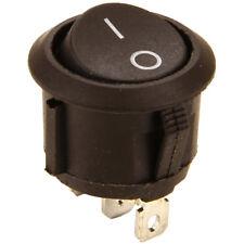 Kipp Wechsel Schalter ON OFF 12 24 V Volt Kill Switch Auto schwarz ein aus E03