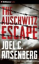 THE AUSCHWITZ ESCAPE by Joel C. Rosenberg (2014, CD, Abridged)