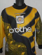 RARE MANCHESTER CITY Gardien Football shirt (1995/1996) XL Boys 86-91 cms#160