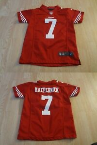 Youth San Francisco 49ers Colin Kaepernick S (8) Jersey Nike (Red) Jersey