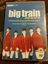 Big Train - Series 1 And 2 (DVD, 2004, 2-Disc Set)