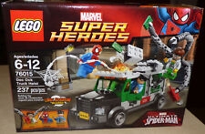 NEW Lego Super Heroes Spider-Man DOC OCK TRUCK HEIST Set #76015 Sealed NIB