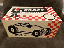 NYLINT RODZY STANDARD REPLICA DIECAST TETHER CAR Used With Original Box