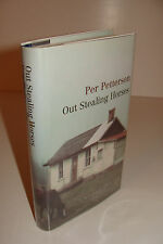Out Stealing Horses by Per Petterson TRUE 1st/1st 2005 Harvill Hardcover - RARE