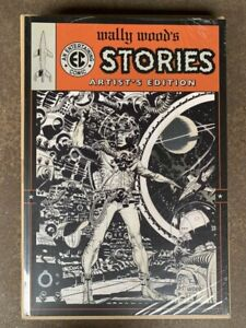 WALLY WOOD'S EC COMICS STORIES Artist's Edition IDW Hardcover 1st Print Sealed