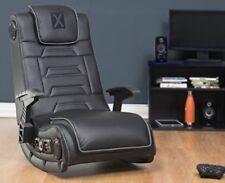 Video Gaming Chair Wireless X Rocker PS4 XBox1 4.1 Audio Surround Sound Black