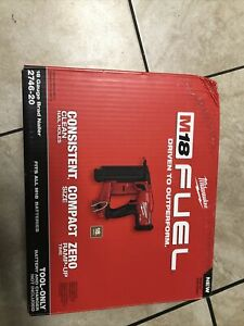 Milwaukee 2746-20 18V M18 Fuel 18 Gauge Brad Nailer  - TOOL ONLY - NEW Free Ship