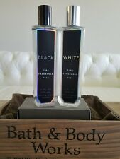 1 can to choose from: Bath & Body Works Fine Fragrance Mist WHITE or BLACK