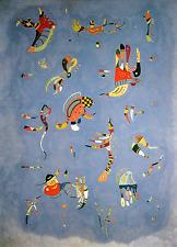 Kandinsky # 18 cm 50x70 Poster Stampa Grafica Printing Digital Fine Art papiarte