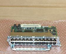 Cisco NME-X-23ES-1G EtherSwitch Service 24-Port Fast Ethernet Module 73-10444-01