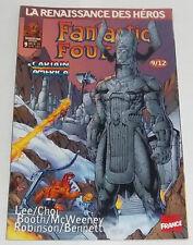 Fantastic Four # 9 [Heroes Reborn] VF Marvel France 1998