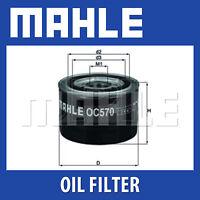 Mahle Oil Filter OC570 - Fits Fiat Ducato 2.3 - Genuine Part