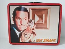 1999 Get Smart Shoe Phone Lunch Box Good Condition RARE