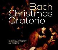 Dunedin Consort John Butt - J.S. Bach: Christmas Oratorio (NEW 2CD)
