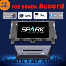 SPARK GPS DVD SAT NAV IPOD BLUETOOTH USB SD NAVIGATIO FOR HONDA ACCORD 2008-2012