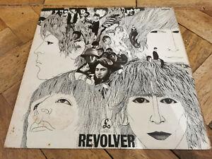 The Beatles - Revolver - Mono - 1st Pressing - PMC 7009