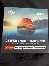 Deeper START Smart Fish Finder – Castable Wi-Fi fish finder.
