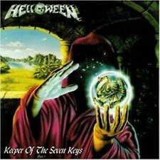 Helloween Keeper of the seven keys I (1987) [CD]