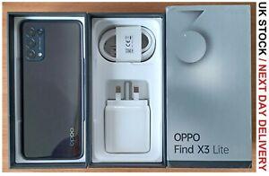 OPPO Find X3 Lite 5G -128 GB + 8GB RAM Starry Black - Unlocked - Grade A