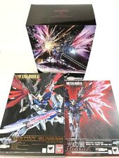 BANDAI METAL BUILD Gundam Seed DESTINY GUNDAM Full Package version F/S Japan