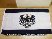 Banderas bandera Prusia Reino Nuevo - 90 x 150 cm