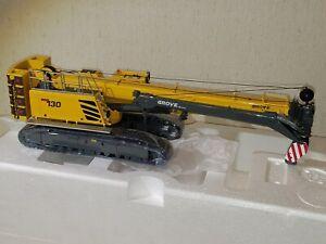 1/50 Grove GHC130 Telecrawler Hydraulic Crawler Crane, MIB