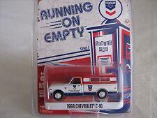 GreenLight Running on Empty Standard Oil '68 Chevy C10 Pickup