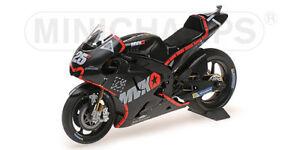 Minichamps 122163925 Yamaha YZR-M1-Yamaha Movistar Motogp 1:12 # New IN Boxed#