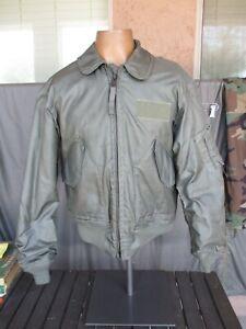 1992 CWU-45/P Aramid FR Flight Jacket, MEDIUM