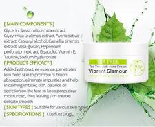 Tea Tree Anti-acne Scar Face Cream Shrink Pores Facial Eliminate Acne Spot -RA12