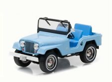 "Jeep CJ5 ""Elvis Presley - Sierra Blue"" 1963 (Greenlight 1:43 / 86310)"