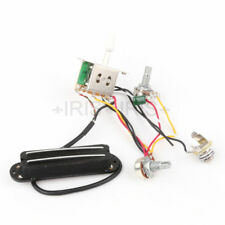 Circuit Wiring Harness Twin-coil Pickup HUMBUCKER 3-way switch Electric Guitar