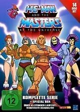 He-Man and the Masters of the Universe - Gesamtbox (2013, DVD video)