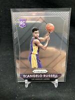 D'angelo Russell 2015-16 Panini Prizm Basketball Base Rookie Card No.322 Z97