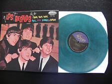 The Beatles...LP...Los Beatles (Yeah,Yeah,Yeah) Peru Import