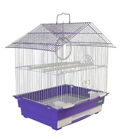 HERITAGE CAGES ALBANY SMALL BIRD CAGE 36x29x46CM FINCH BUDGIE CANARY PET HOME