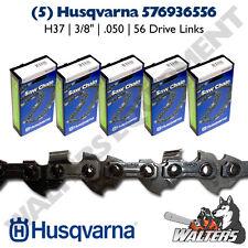 """(5) Husqvarna Chains H37-56   576936556   3/8""""   .050""""   56 DL   T540XP, T435"""