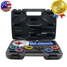 1500 Hydra-Krimp A/C Hose Hydraulic Crimper Kit Air Conditioning System Fittings