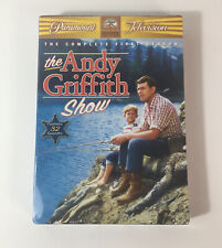 The Andy Griffith Show - The Complete First Season (DVD, 2004, 4-Disc Set) NEW