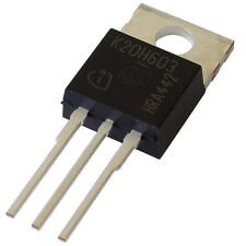 IKP20N60H3 Infineon IGBT Diode DuoPack 600V 40A 170W TO220 TrenchStop™ 855101
