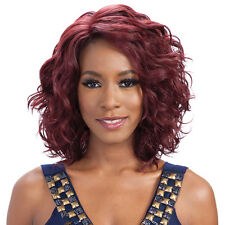 Freetress Equal Synthetic Hair Lace Deep Invisible L Part Lace Front Wig -2017
