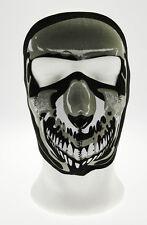 Comfort Mask Tactical Skull Death Teschio Nera Neoprene Royal