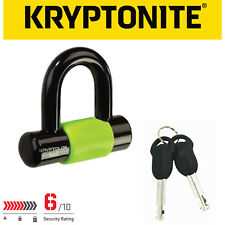 Lucchetto Bloccadisco Catenaccio Kryptonite Kryptolok Antifurto Moto Scooter